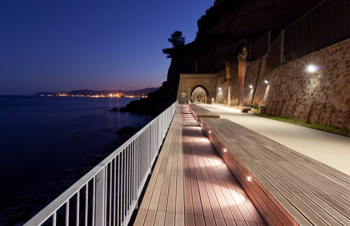 Albisola Superiore_promenade